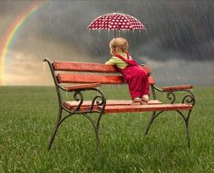 Adventure in the rain