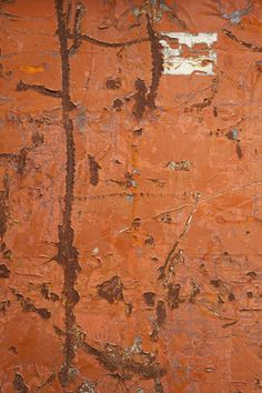 Charlie Ferguson sees the scrapes, scratches, rust and peeling paint on trash dumpsters as random artistic abstractions Peeling Paint, Teaching Art, Photographs, Students, Models, Texture, Abstract, Board