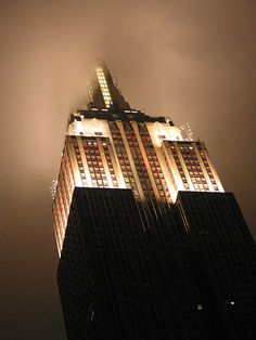 Empire State Building - New York, New York U.S.A.