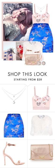 """695->""He Like That"" by Fifth Harmony"" by dimibra ❤ liked on Polyvore featuring La Vie en Rose, STELLA McCARTNEY, Miu Miu, Gianvito Rossi and Loeffler Randall"