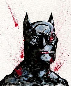 Batman by Robin Haugaas