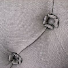 beautiful masterful tufted upholstery design from gretchen everett