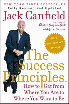 The Success Principles 10th Anniversary by Jack Canfield Xmas Gift Paperback NEW #CanfieldJackSwitzerJanetCON