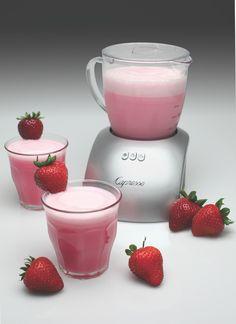 Strawberry Crème