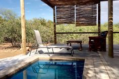 Entire home/apt in Marloth Park, ZA. Unique private, self-catering bush lodge for parties of up to live amongst wild animals just minutes away from Kruger& Crocodile Bridge entry gate. Marloth Park, Park Lodge, Entry Gates, Amazing Spaces, Renting A House, Lodges, South Africa, Travel Destinations, Patio