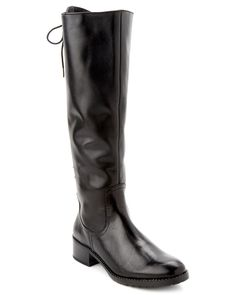 """Spotted this Donald J Pliner """"Baude 2"""" Leather Boot on Rue La La. Shop (quickly!)."""