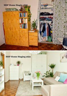MSP Home Staging - Tudatos ingatlanfelkészítés és -értékesítési marketing: Pesterzsébeti fészek - Home Staging módra 5. rész