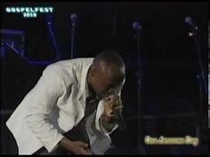 "Kevin Downswell ""I Can Feel Your Glory"" Barbados Gospelfest 2010"