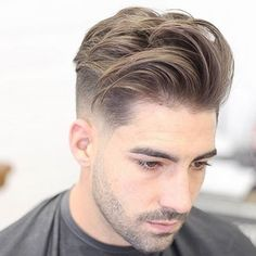 Check out ✔@MensHairs and choose your hairstyle  By : @agudbarber_ ✂