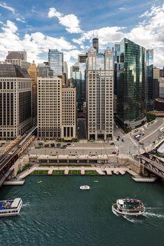 Chicago Riverwalk V