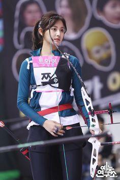 Pin on 美少女 Most Beautiful Faces, Beautiful Girl Image, Beautiful Asian Girls, Tzuyu Body, Twice Tzuyu, Archery Girl, Beautiful Athletes, Gymnastics Girls, Girl Face