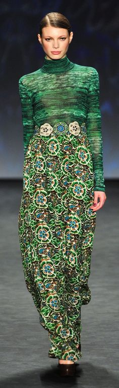 Vivienne Tam Fall 2014 ~ NYFW | The House of Beccaria, so delicious
