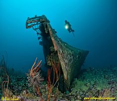 BEST FOR WRECK DIVES | Places to Scuba Dive in Papua New Guinea | The coast of Papua New Guinea is home to some of the world's most spectacular diving. | http://karryon.com.au/lifestyle/best-places-to-scuba-dive-in-papua-new-guinea/#prclt-R51SRLjG