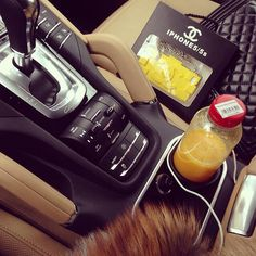 I want the inside of my car to look like this♡