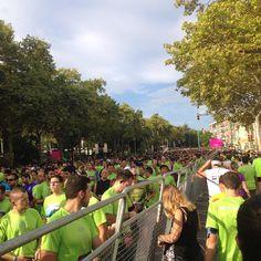 Cursa de la Mercè #Barcelona