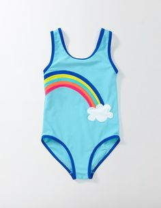 Printed Swimsuit Boden