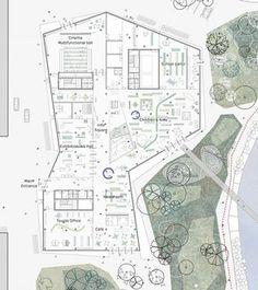 Arch2O New Cultural Center and Library in Karlshamn Schmidt Hammer Lassen -06
