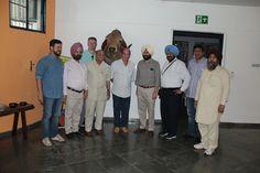 Missão da Índia visita Uberaba