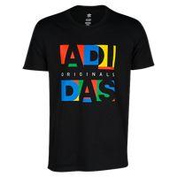 adidas Originals Graphic T-Shirt - Men's at Champs Sports Camisa Nike, 3d T Shirts, Adidas Outfit, Streetwear Brands, Swagg, Adidas Men, Men Dress, Graphic Tees, Shirt Designs