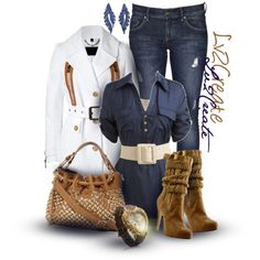 """""""Sweater Boots"""" by lv2create on Polyvore"""