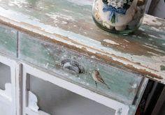 Lindo mueble reciclado por Gabi
