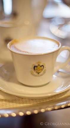 Coffee from Cafe Florian, Venice, Italy Florian Rituality and service | Caffè #Florian a #Venezia San Marco - Florian #cafè in #Venice Saint Mark #travel #travelinspiration #italy #italia #veneto #instaitalia #italianalluretravel #lonelyplanetitalia #lonelyplanet