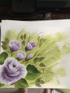 Onestroke painting