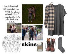 """""""Effy Stonem #2"""" by fran-peeters ❤ liked on Polyvore featuring Dr. Martens, Effy Jewelry, Hue and IRO"""