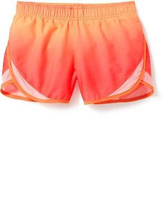 Go-Dry Cool Running Shorts for Girls