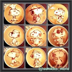 Latte art on Pinterest | Coffee Art, Coffee Latte Art and Snoopy