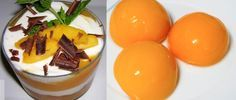 Batido de melocotón en almíbar y yogur - Recetín