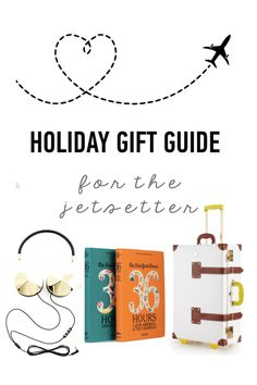 Holiday Gift Guide for the Jetsetter : All That Shimmers Blog a personal style, beauty, home, fashion illustration and lifestyle blog
