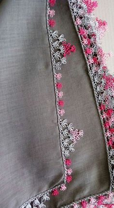 Needle Lace, Needle And Thread, Point Lace, Olay, Floral Tie, Needlepoint, Tatting, Needlework, Diy And Crafts