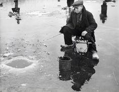 Classic Ice Fishing