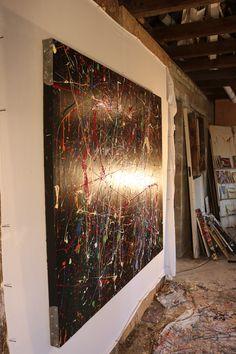 Modern Art, Home Decor, Homemade Home Decor, Decoration Home, Contemporary Art, Mid Century Modern, Contemporary Artwork, Interior Decorating