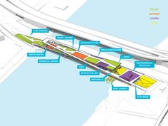 Our design for the 11th Street Bridge Park-the Anacostia Crossing-is a place of exchange. The park at Anacostia Crossing will connect two historically disparate sides of the river with a series of outdoor programmed spaces and active zones that will provide an engaging place hovering above, yet anchored in, the Anacostia River. To create this place-more destination than elevated thoroughfare-we have designed the bridge park as a clear moment of intersection where two sides of the river…