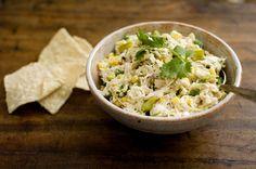 Green chile chicken salad | Homesick Texan