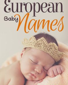 @cutesycup posted to Instagram: 100 Wonderful European Baby Names For Girls And Boys Popular Baby Names, Baby Girl Names, Boys, Girls, Crochet Hats, Instagram, Baby Boys, Toddler Girls, Knitting Hats