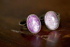 nail polish rings.....