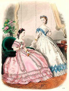 19th Century Victorian Fashion | Flickr - Photo Sharing!