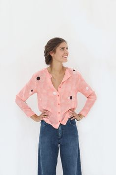 Blouse Back Buttoning 79