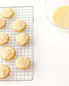 Glazed Citrus Doodles - Martha Stewart Recipes