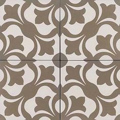 8x8 Kenzzi Anya Patterned Tile