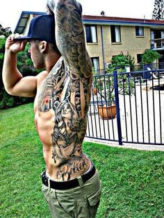 mens tattoos new  ideas