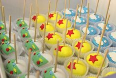 toy story cake pops | Toy Story | Flickr - Photo Sharing!
