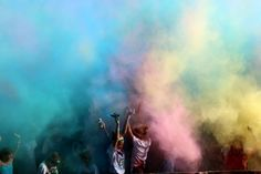 Missed out on this years ASG Color run? Check out pictures from this weekend to find out all that happened!
