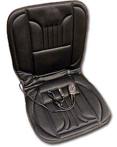 12 Volt Heated Seat Cushion With Back Massage Car