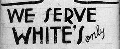 1930- American Restaurant Signs