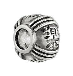 "Bracelets.com - Kera™ Japanese Symbol for ""Joy"" Bead"