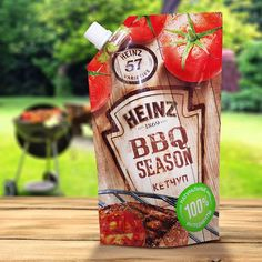 На пикник вместе с Heinz BBQ Season